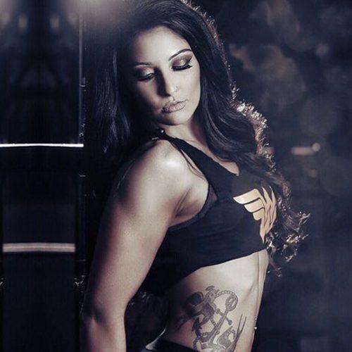 IFBB Pro Jessica Dolias