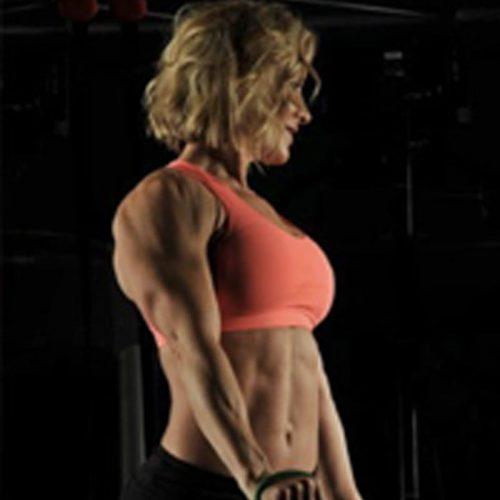 IFBB Pro Denise Rose